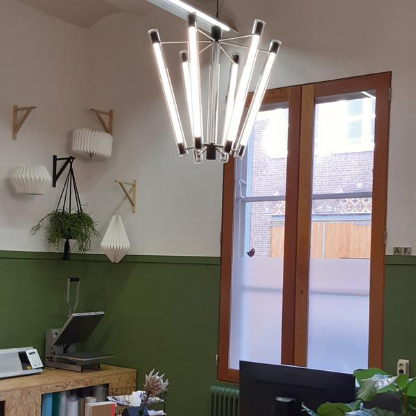 LED-kroonluchter-4000K
