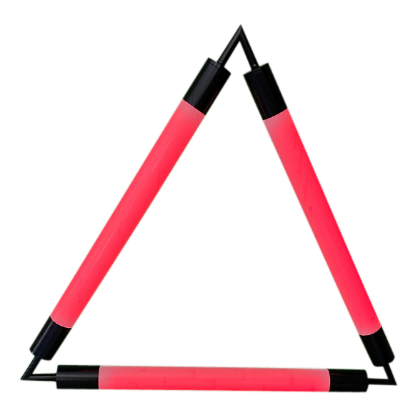 FLiRD-Triangel-Kleur-Rood