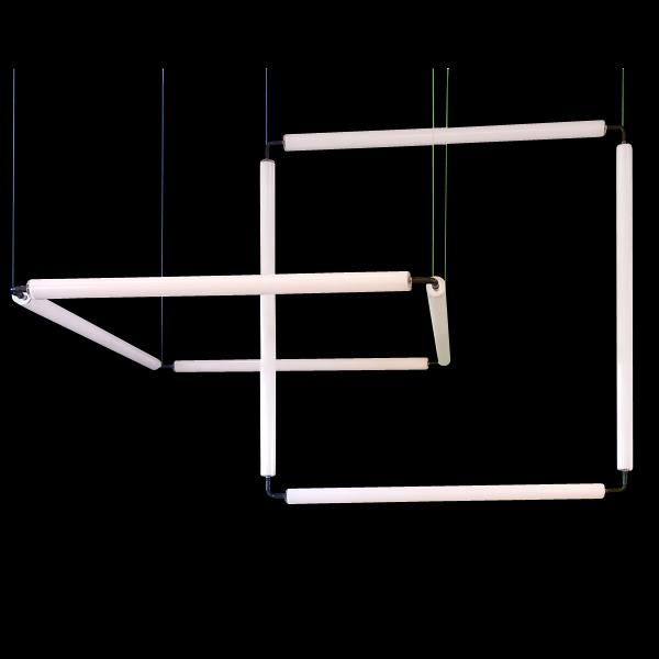 FLiRD-Krakeling-compleet-armatuur-Opaal-40-mm-plat-gedeelte-met-de-tweede-haaks-er-op