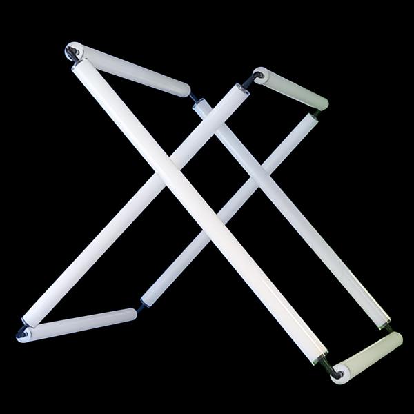 FLiRD-Krakeling-compleet-armatuur-Opaal-40-mm